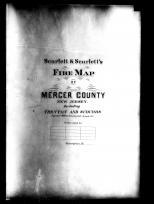 Title Page, Mercer County 1890
